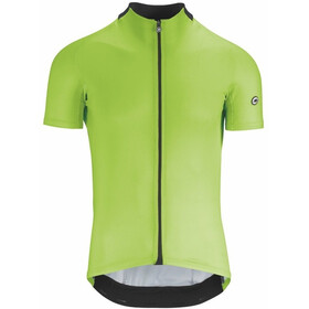 assos Mille GT Bike Jersey Shortsleeve Men green
